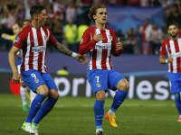 欧冠-格里兹曼点球致胜 马德里竞技1-0莱斯特城
