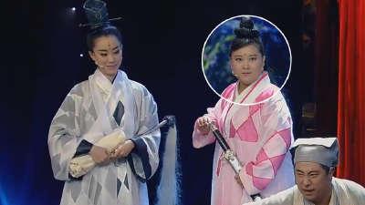贾玲版周芷若 女汉子的武侠梦