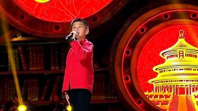 王泓翔获梅派大师点拨返场