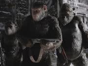《猩球崛起3:终极之战》新预告片暖心催泪 外媒集体爆灯