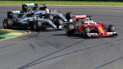 F1墨西哥站FP1(GPS追踪)