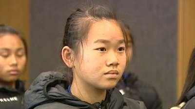 一群14岁的小姑娘,为浙江拿到了首个女足全国冠军