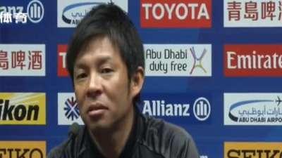 川崎主教练直言目标三分 重点盯防恒大外援