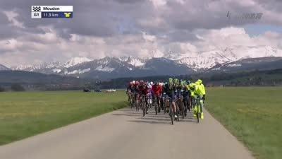 2016环罗曼蒂自行车赛第一赛段全场录播(中文)