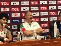伊朗主帅:在中国比赛裁判有些判罚是可以理解的