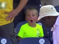 《棒球周刊》之大话棒球 海盗资深小球迷看台变脸秀