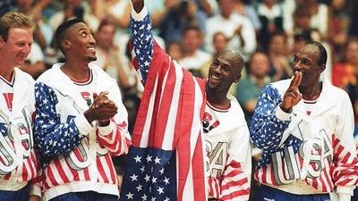 历史上的8月9日:梦一32分屠克罗地亚夺奥运金牌