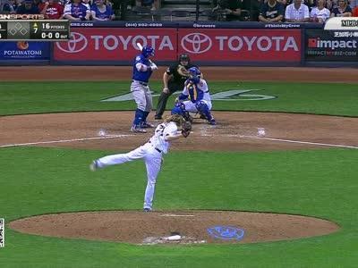 MLB2017赛季常规赛 小熊vs酿酒人 中文录播