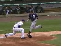 棒球周刊之大话棒球 菲利普斯恶搞吓对手逗乐裁判