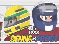 F1日本大奖赛前瞻 那些伟大对手间的经典对决TOP5