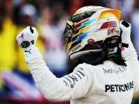 F1美国站排位赛集锦 汉密尔顿夺第72杆破舒米纪录