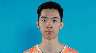 广东深圳国体男子排球队球员——郑光源