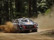 WRC澳大利亚收官战集锦 传统砂石拉力诺伊维尔夺冠