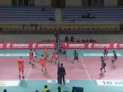 男排联赛 辽宁1-3广东深圳国体