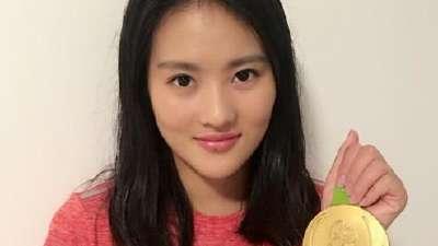 24岁成中国奥运第一人 揭秘五冠王背后的故事
