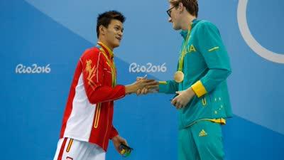 大钊话里约:中国游泳队被盯上了?
