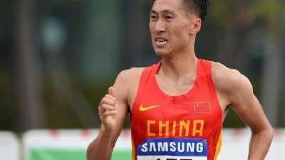 王镇里约奥运竞走赛摘金:我们中国竞走特别强!