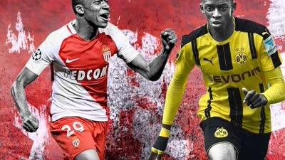 多特蒙德VS摩纳哥前瞻:青春对决 或掀进球大战