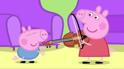 粉红猪小妹 第一季16