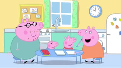 粉红猪小妹 第二季28
