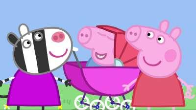 粉红猪小妹 第二季38