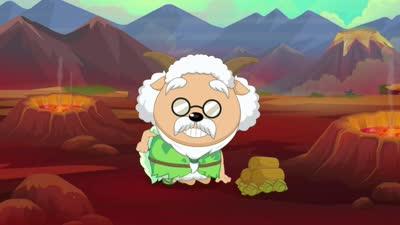 喜羊羊与灰太狼原始世界历险记03