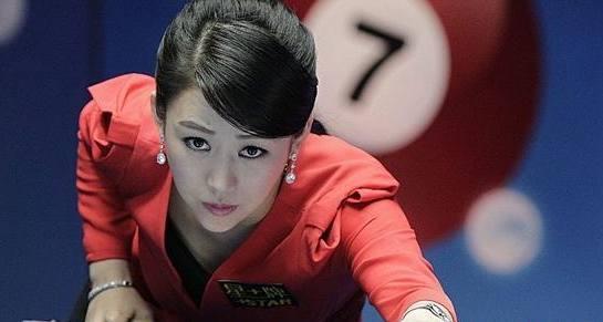 """桌球界的""""柳岩"""",都快40岁了还单身,却看不上丁俊晖!"""