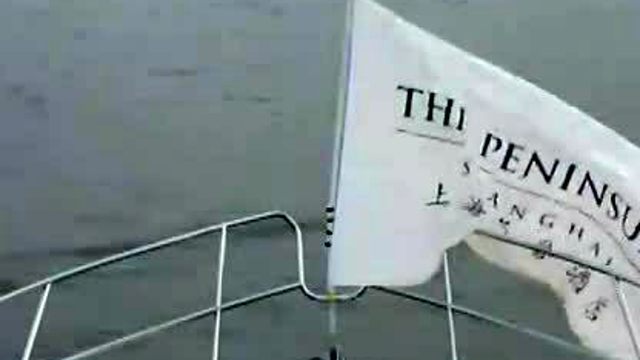 上海半岛私人游艇会
