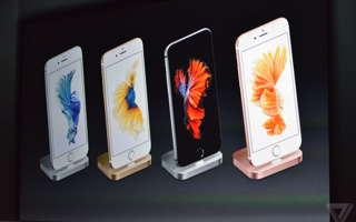 2015苹果秋季发布会全程