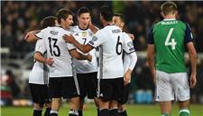 世预赛-德国2-0北爱尔兰三连胜