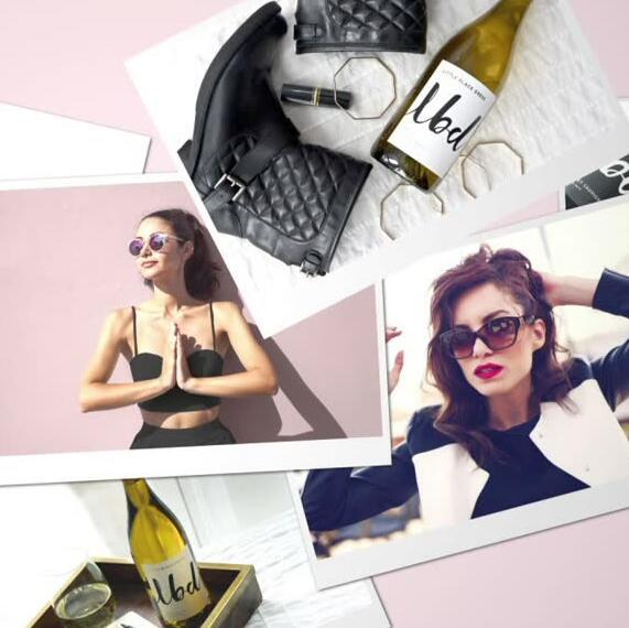 网酒网推出美国时尚酒品小黑裙系列