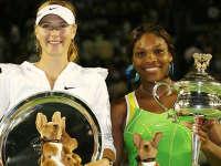 2007澳网小威横扫莎娃 夺大满贯第8冠