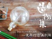 【新片场】《造物集小日子》13废弃灯泡再利用