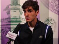 乐视网球专访赫伯特 马胡如兄长对其帮助良多