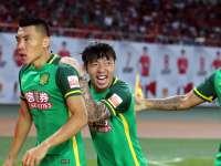 中超-丁海峰自摆乌龙 国安乐视1-0华夏幸福