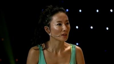 50岁刘叶琳容颜不老的秘诀 锻炼20年身材火辣完爆少女
