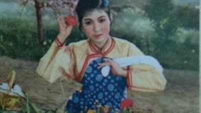 评剧皇后新凤霞的戏里戏外 半身瘫痪被迫离开舞台