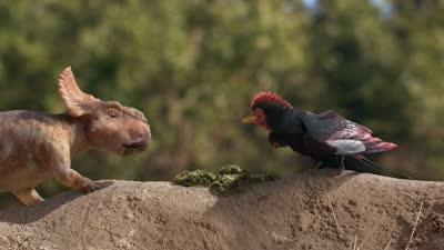 《与恐龙同行》预告片4