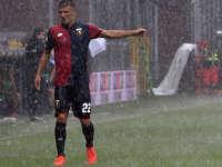 意甲-铁卫门线救险 佛罗伦萨0-0热那亚因大雨延期