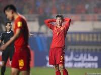(粤语录播)12强赛:中国0-1叙利亚