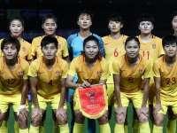 【集锦】任桂辛世界波建功 中国女足1-0丹麦夺冠