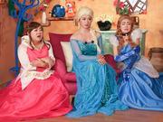 童话三姐妹结拜抵外敌 金星笑话不断冷到冰点-今夜百乐门1029