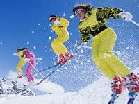 大叔教你双板滑雪高级篇第七集 滑雪包与猫跳