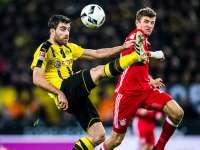 多特蒙德vs拜仁慕尼黑(下)