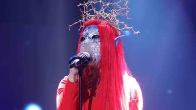 蒙面唱将 阿凡达妹妹谭晶《一样的月光》