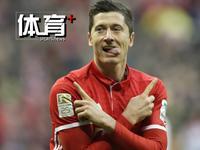 体育+极速100秒:拜仁5-0横扫狼堡登顶 曼城2-4败走莱斯特