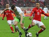 拜仁慕尼黑vs沃尔夫斯堡(上)
