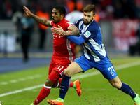 柏林赫塔vs拜仁慕尼黑(下)
