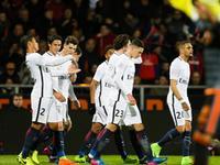 洛里昂1-2巴黎圣日耳曼
