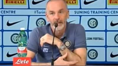 【言论】皮奥利:国米进欧冠要拿80分 那需要赢下很多对手【中字】